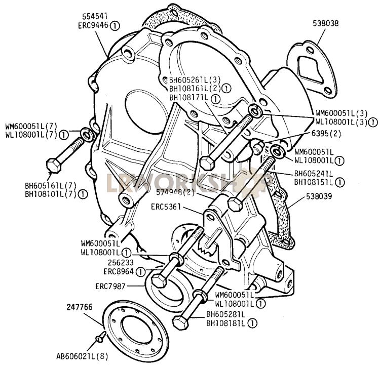 Saturn L Series Schaltplang