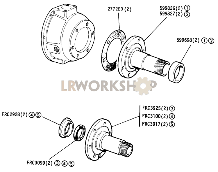 24+ Stub Axle Components Background