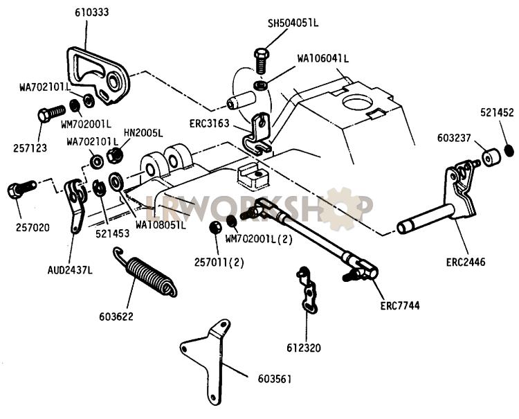 [DIAGRAM] Briggs Choke Linkage Diagram FULL Version HD