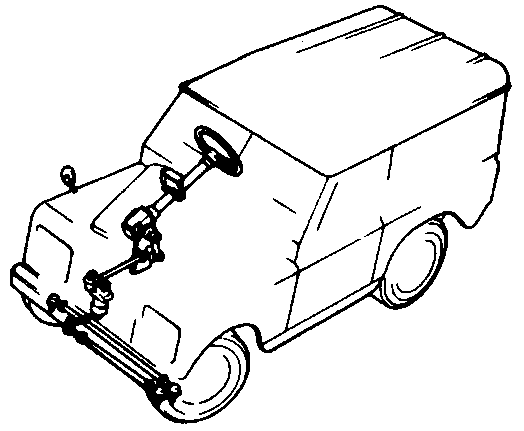 Land Rover Defender Diagram