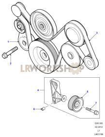 Td5 Diagrams  Find Land Rover parts at LR Workshop