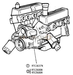 302 V8 Engine Diagram