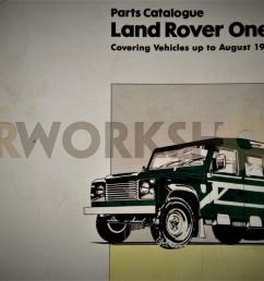 paper land rover parts catalogues [ 1024 x 768 Pixel ]