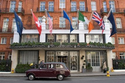 Image result for claridge's