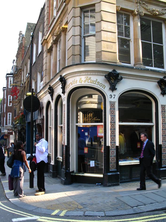 Jermyn Street Guide Jermyn Street St Jamess London