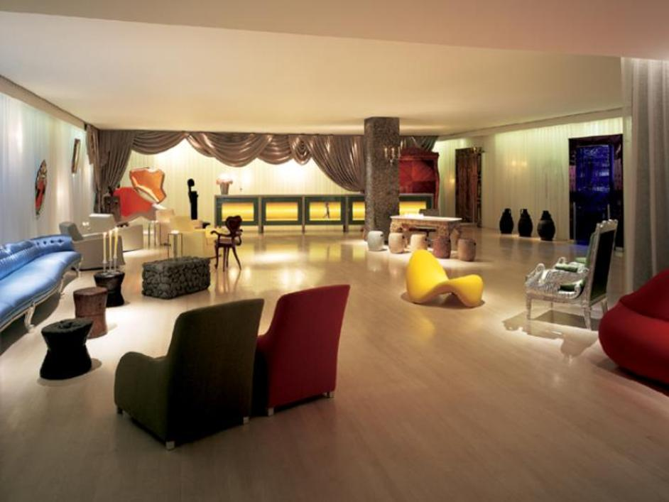 The Sanderson Luxury Hotels In London Londontown Com