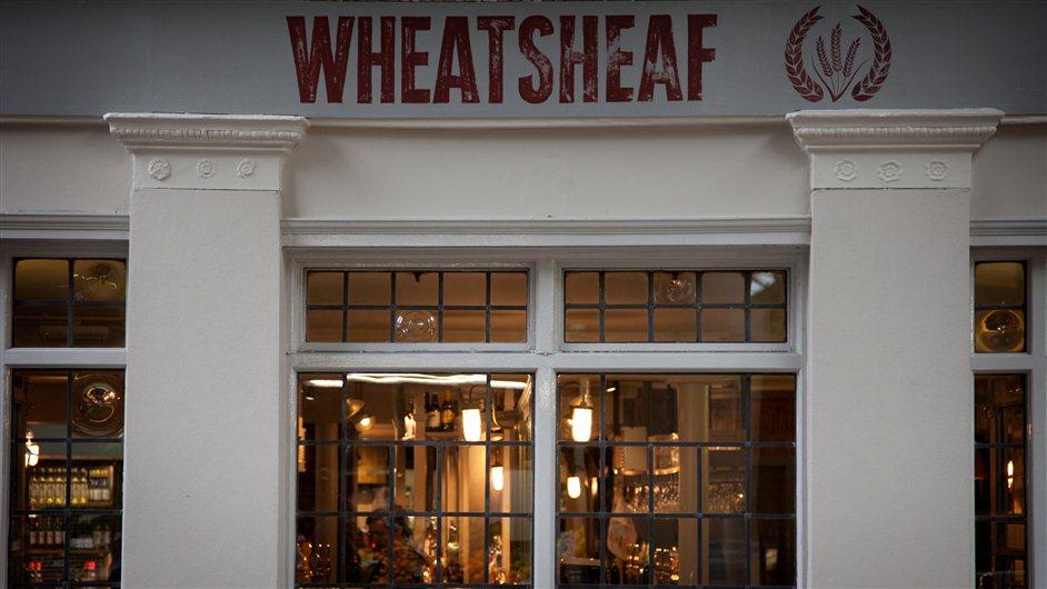 Wheatsheaf London  Nearby hotels shops and restaurants