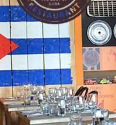 Casa Cuba Church Road London  RestaurantsSouth American Restaurants in London  LondonTowncom