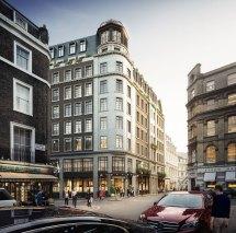 Robert De Niro the Wellington Hotel London