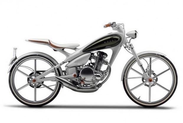 Yamaha Y125 Moegi Motorcycle Concept Unveiled