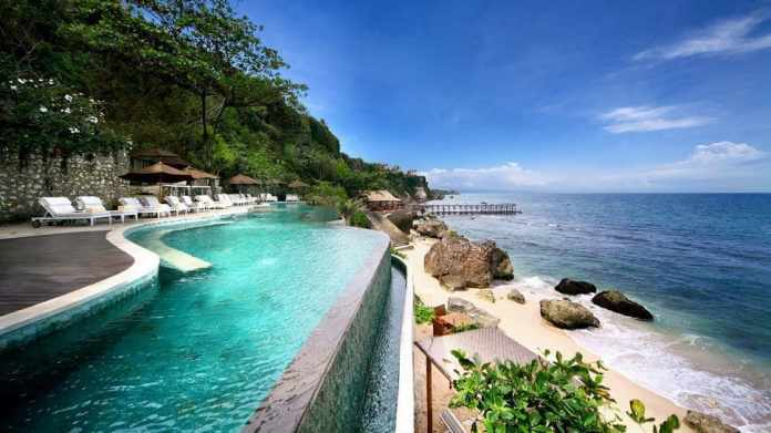 The Beautiful Ayana Resort And Spa In Bali Indonesia