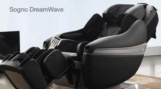 Inada Sogno DreamWave massage chair 8  Luxatic