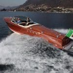 1960 Riva Tritone Special Cadillac Powerboat Up For Grabs