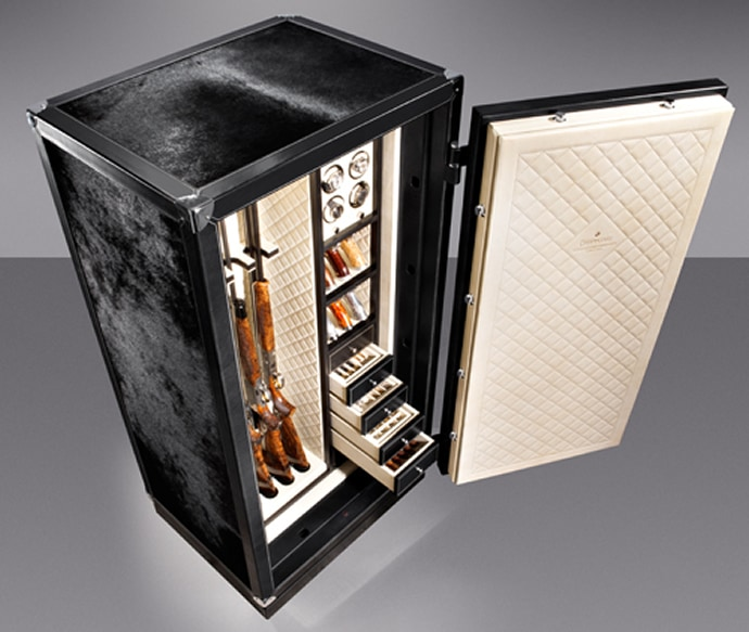 The Liberty Gun Safe is also the Perfect Place for Watches