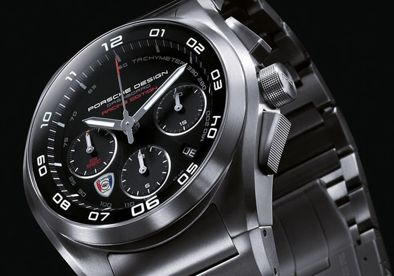 Patrick Dempsey and Porsche Design Collaborate to Release Exclusive Racing Watch