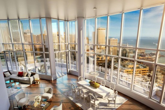 The 49M Lumina Penthouse is San Franciscos Priciest