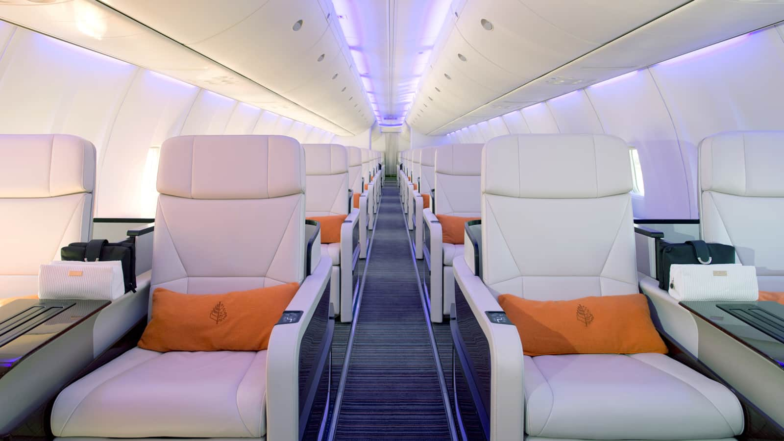 The Four Seasons Private Jet Is A Luxury Hotel In The Sky
