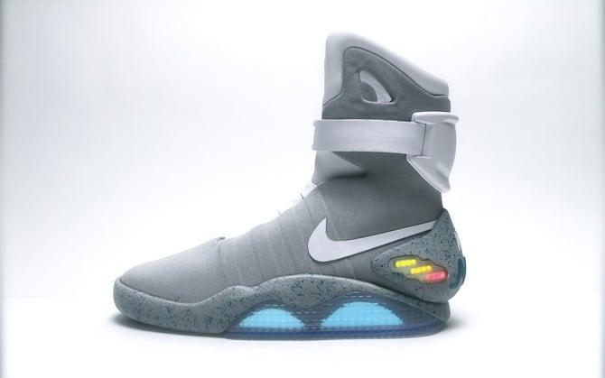 Back Future Light Shoes