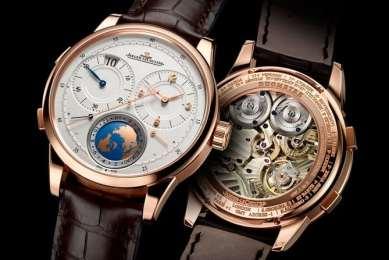 Classy chronograph watch