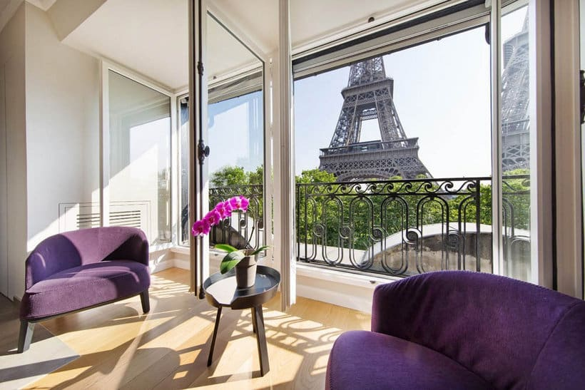 Paris Has Never Looked More Superb Than From This 37M