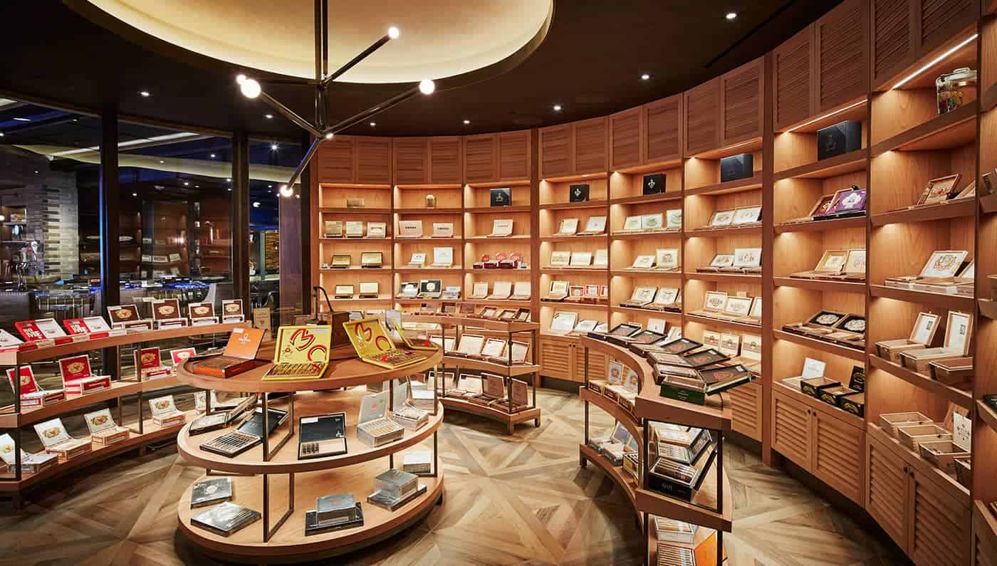 The Montecristo Cigar Bar is the Newest Attraction in Vegas