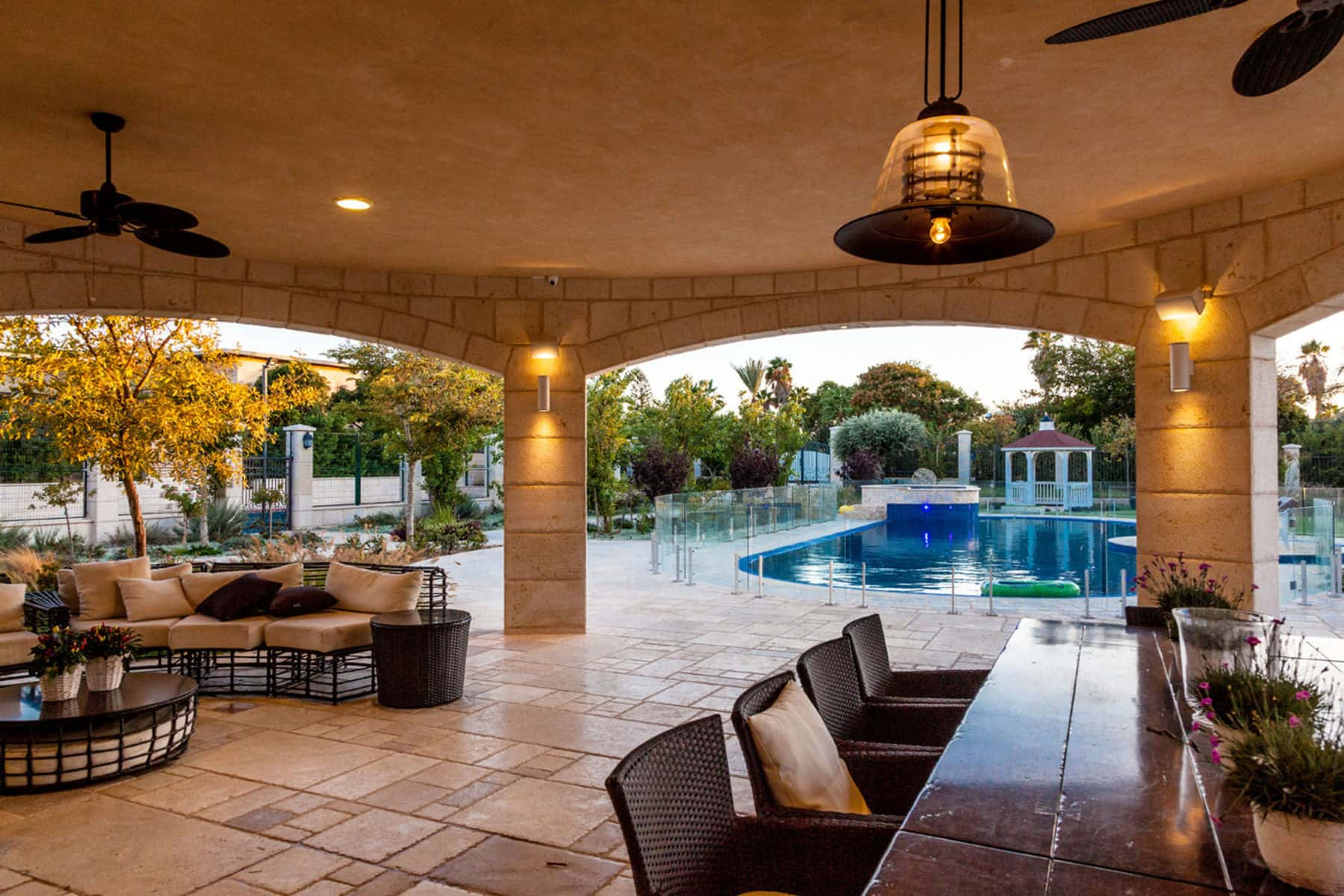 This Palatial Estate In Caesarea Israel Could Be Yours