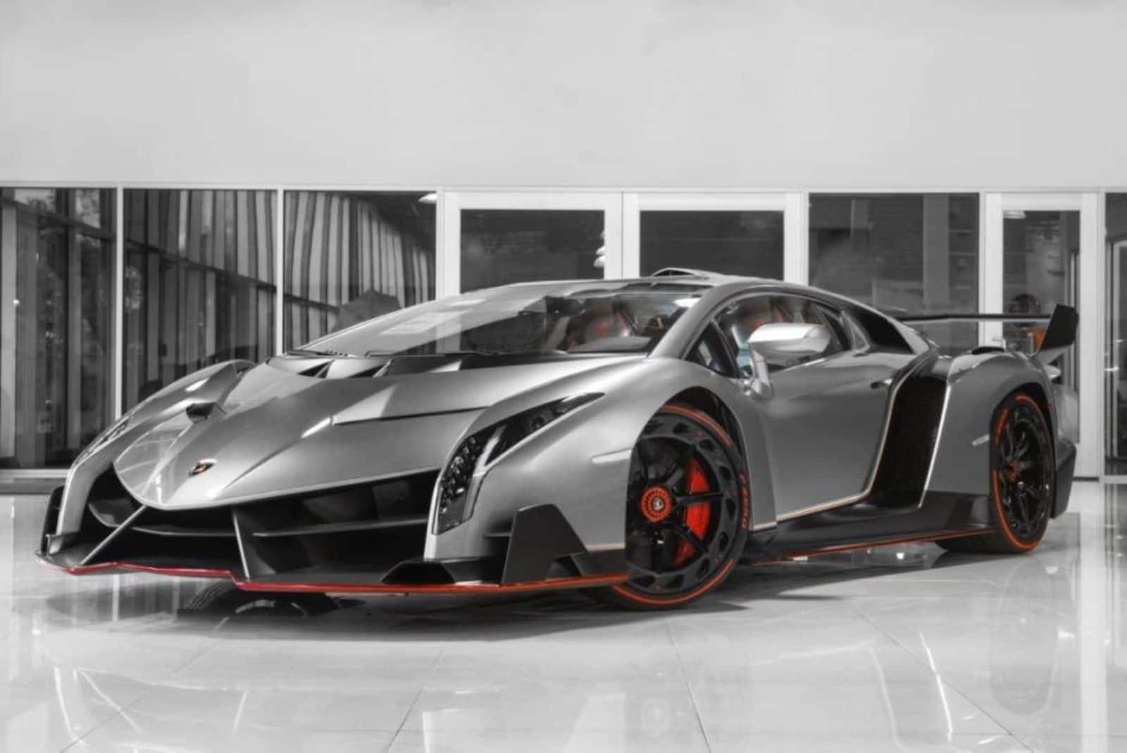 Anyone Interested in a $9.4 Million Lamborghini Veneno?