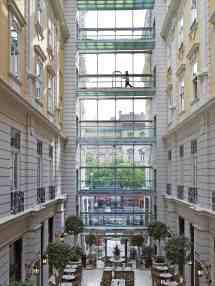 Hotel Atrium Architecture