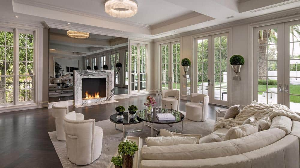 15 Luxurious Living Room Designs And Ideas