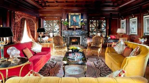 Presidential Suite in Hotel Principe di Savoia