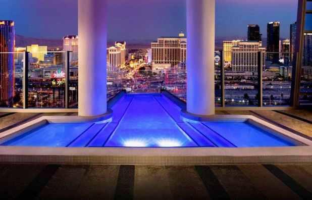 Sky Villa at the Palms Casino Resort