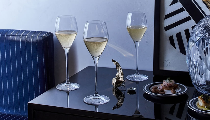 glasses best champagne brands luxe digital