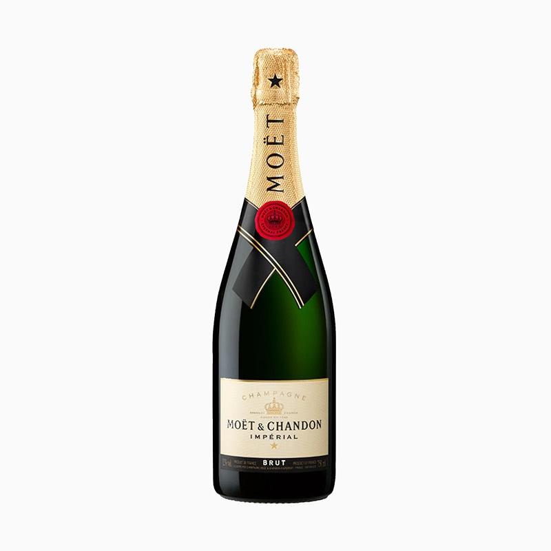 moet chandon imperial brut best champagne brands luxe digital