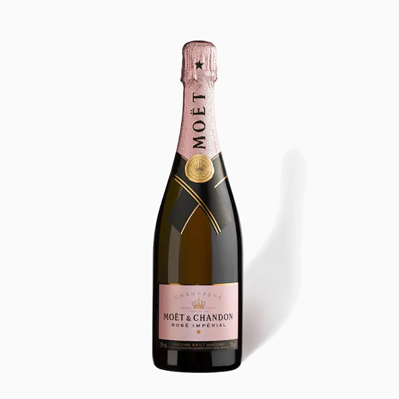 moet chandon rose imperial best champagne brands luxe digital