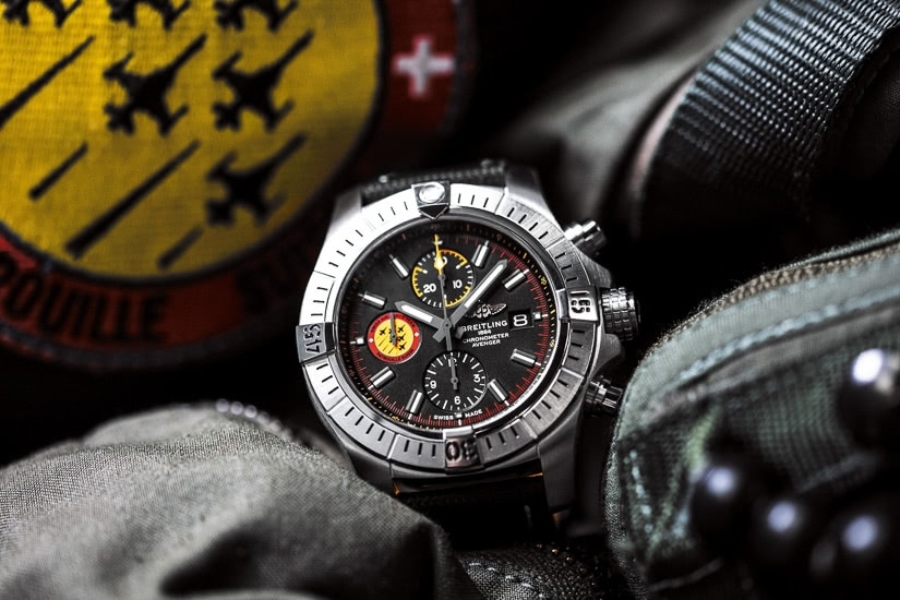 best luxury watch brands breitling - Luxe Digital