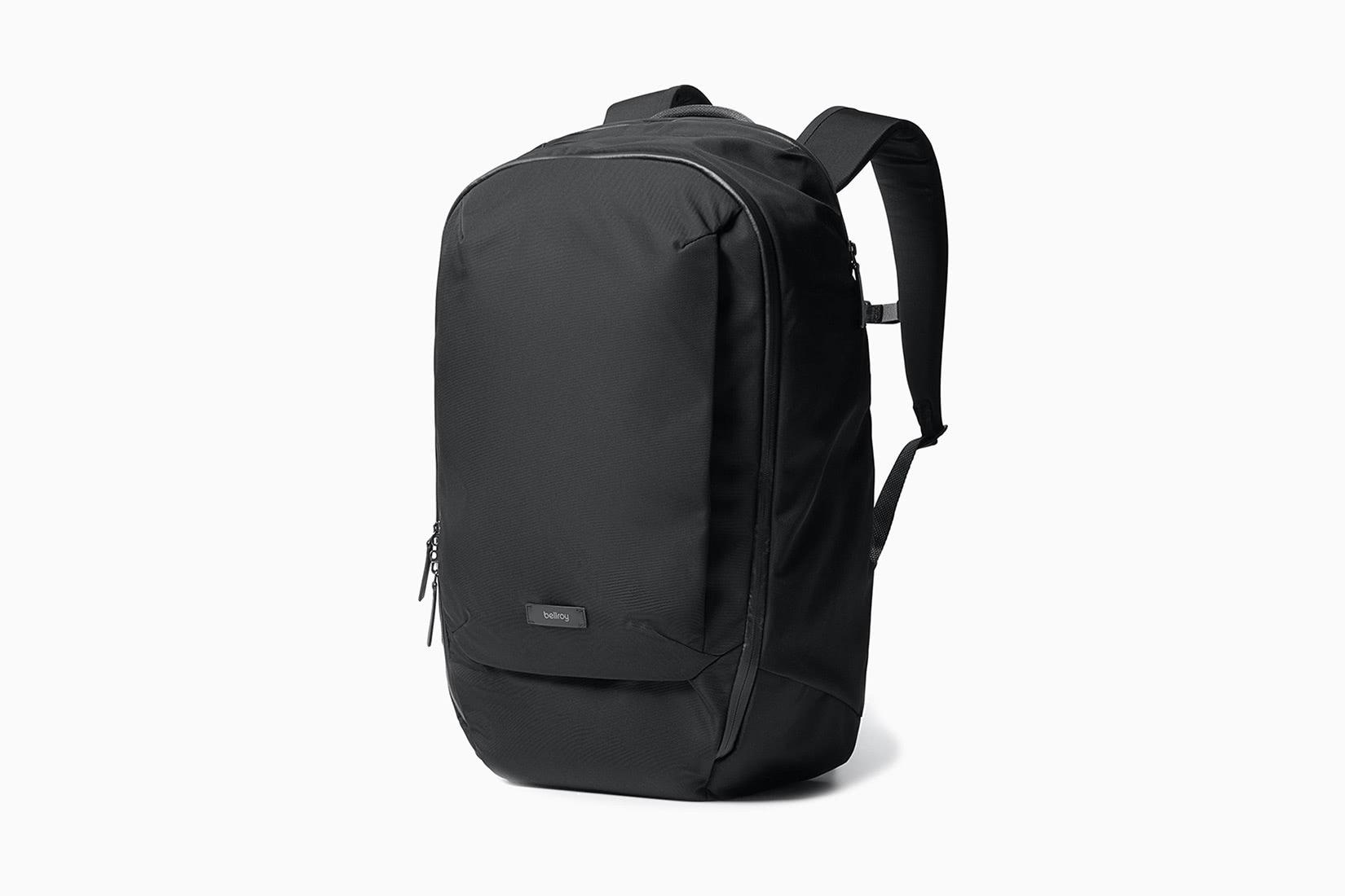 best travel backpack bellroy transit plus - Luxe Digital