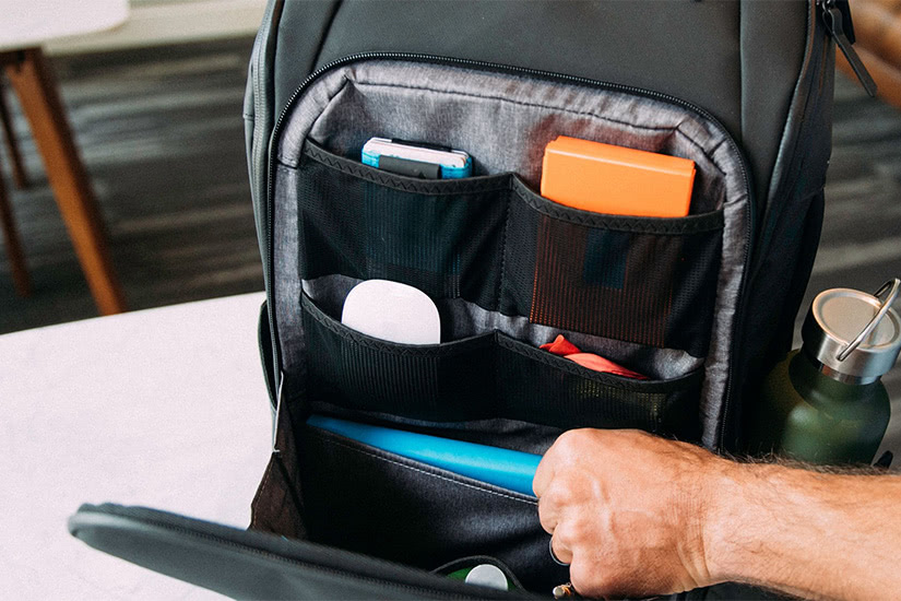 best travel backpack nomatic - Luxe Digital