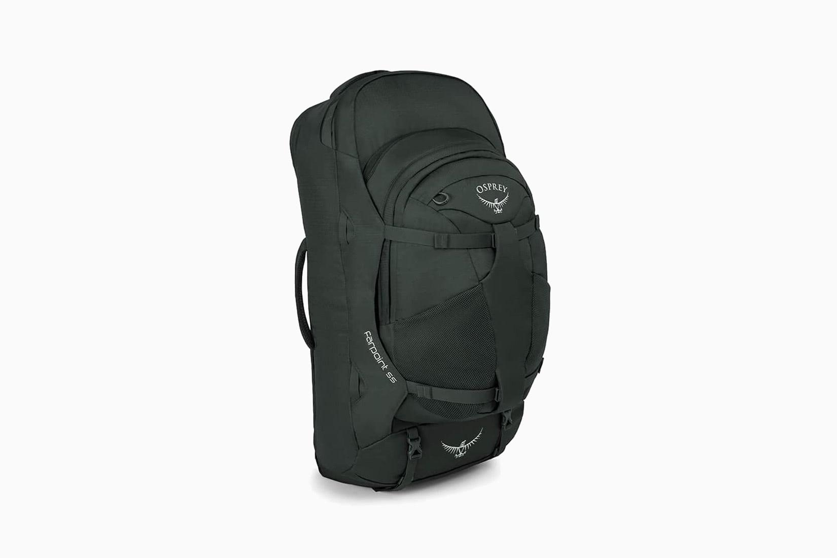 best travel backpack osprey farpoint 55 - Luxe Digital