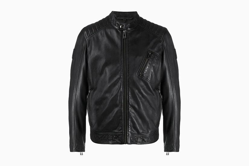 best black leather jackets men belstaff luxe digital