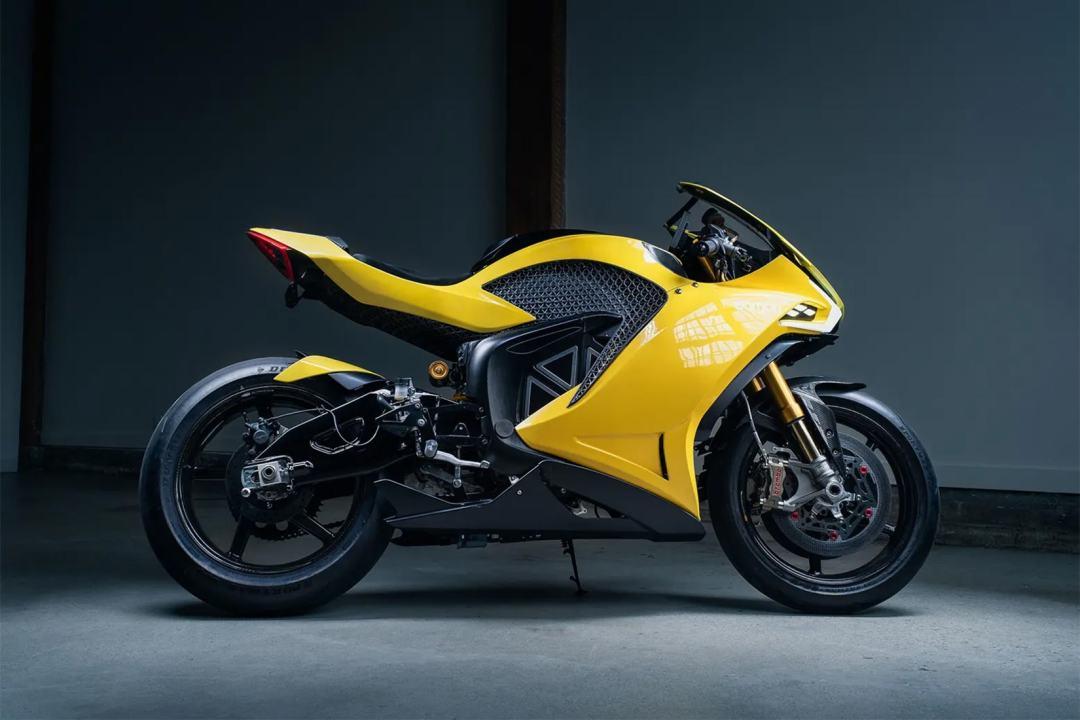 best electric motorcycles 2021 luxury Damon Hypersport Pro - Luxe Digital