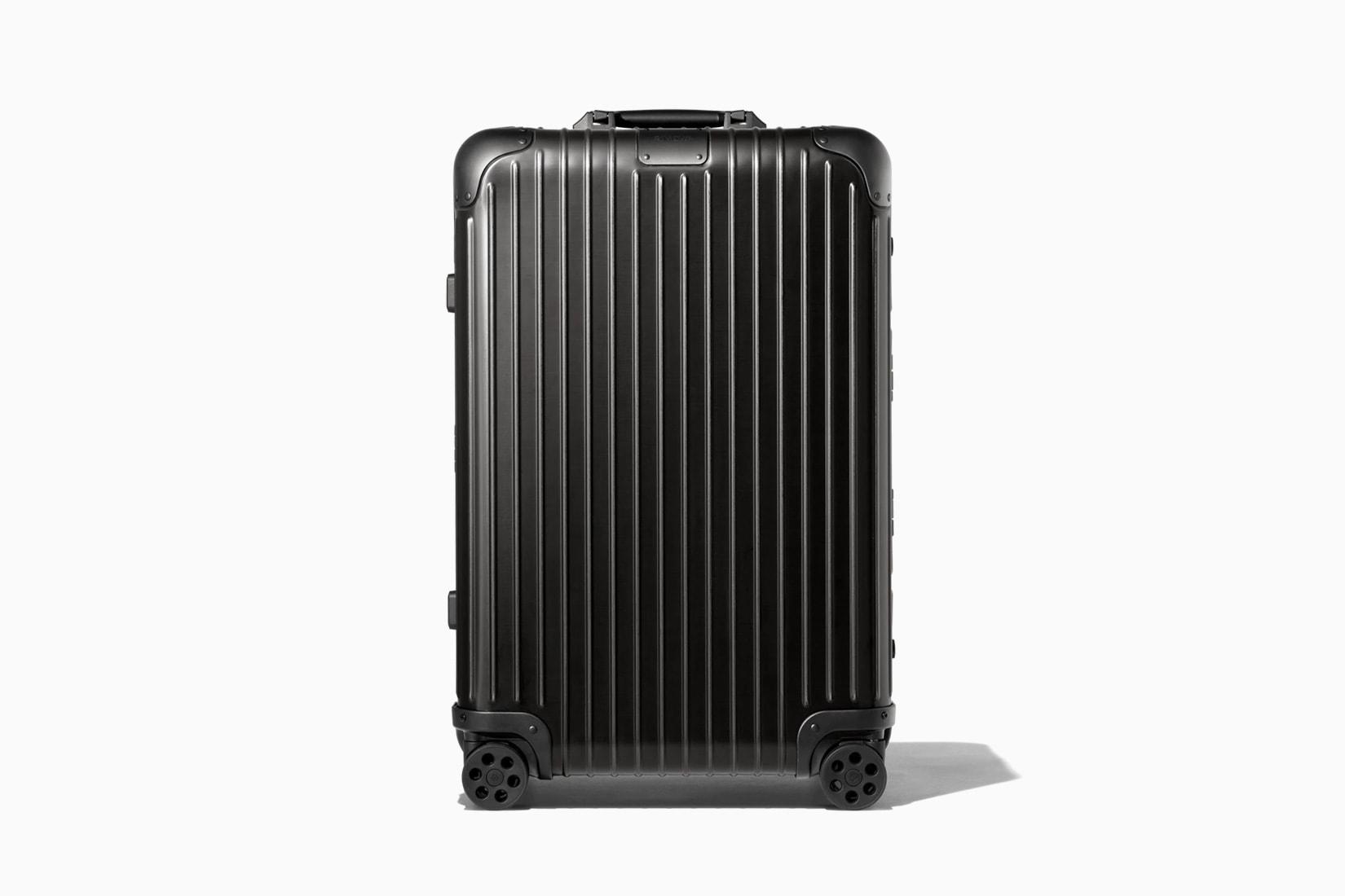 best luggage brands high end rimowa original - Luxe Digital