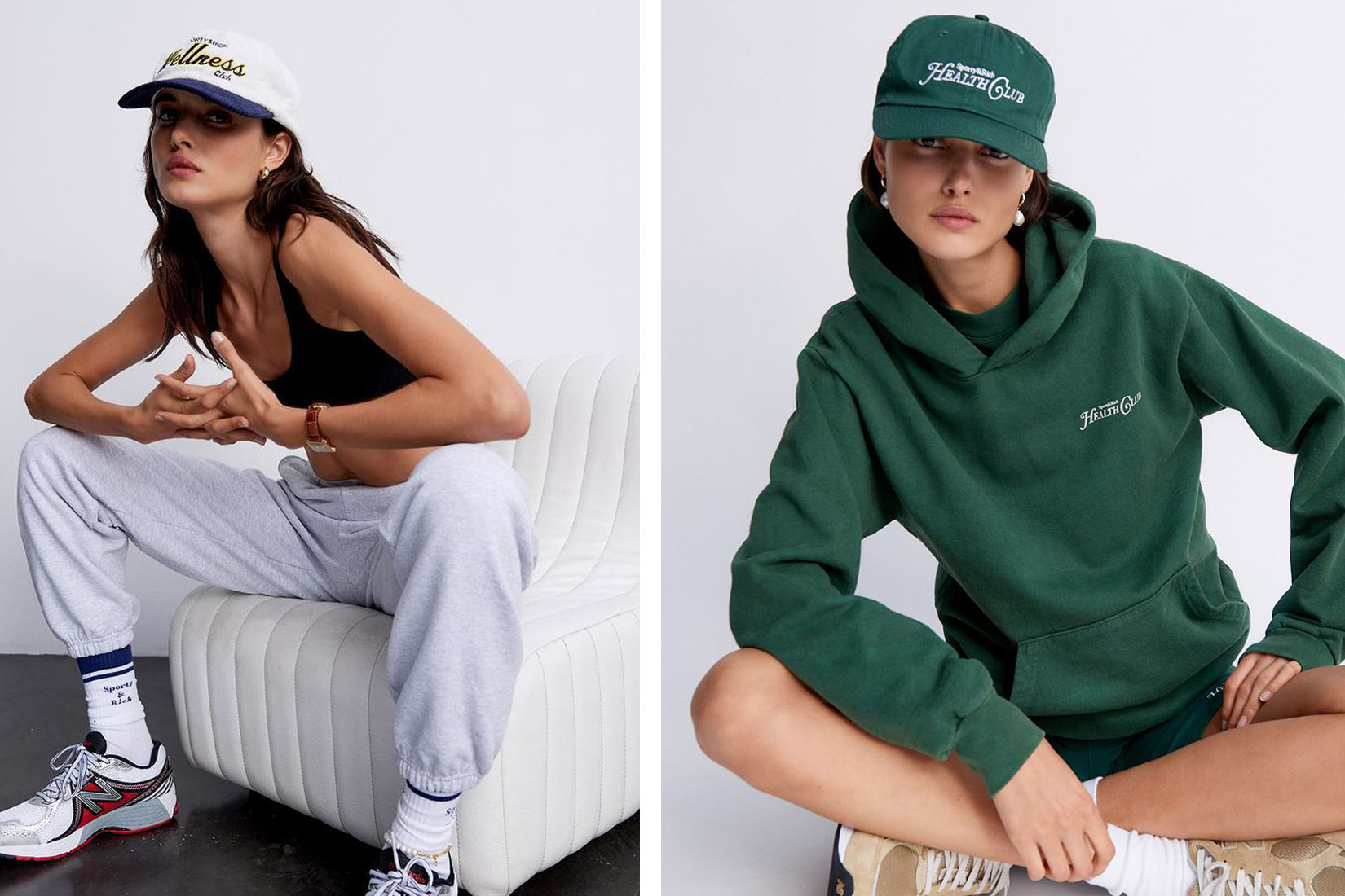 best loungewear brands women sporty and rich review Luxe Digital