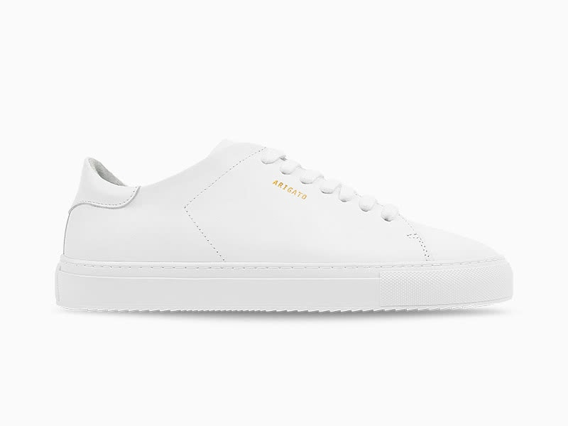 best minimalist white sneakers axel arigato clean 90 review - Luxe Digital