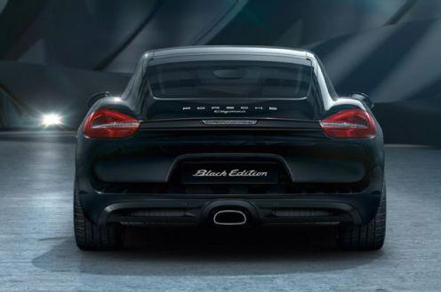 2016-porsche-cayman-black-edition-rear
