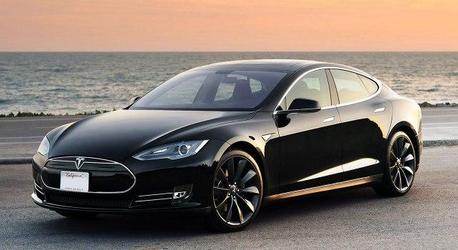 Tesla Model S P85D : Le futur entre vos mains