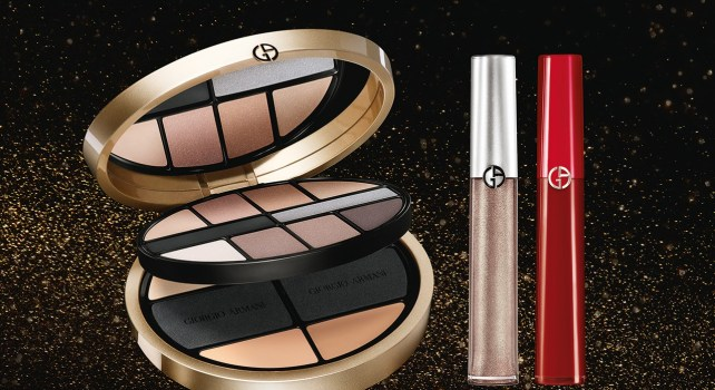 Luxe is More : Giorgio Armani Beauty adopte le chic et glamour Hollywoodien