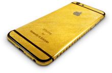 iPhone or et diamants Kavensky #01