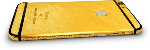 iPhone or et diamants Kavensky #08
