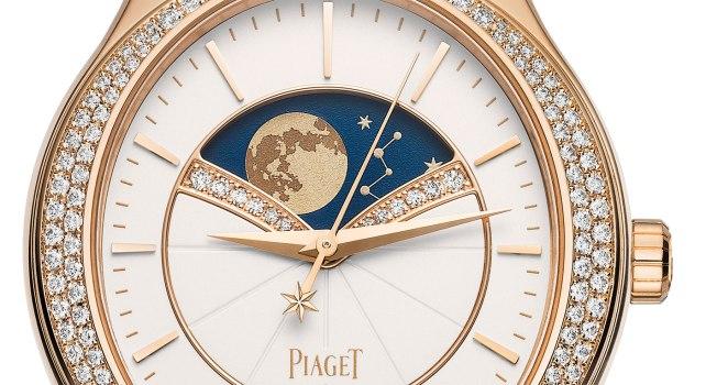 Piaget Limelight Stella: Premier modèle féminin à complication de la marque