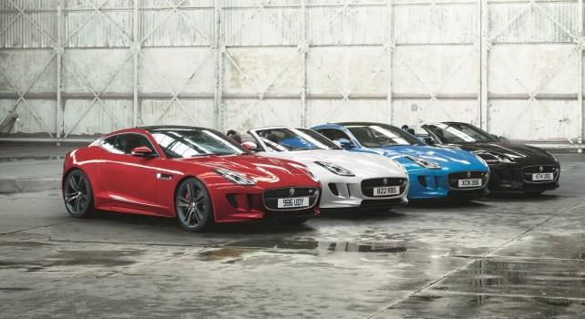 Jaguar F-TYPE British Design : Un clin d'oeil pour les Britanniques